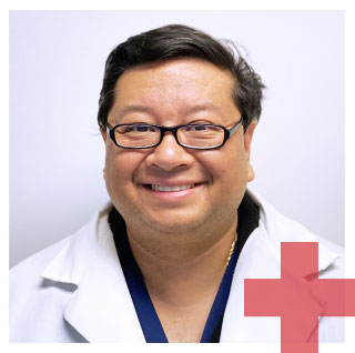 Meet Dr. Bikash Devaraj at Burbank Urgent Care in Burbank, CA